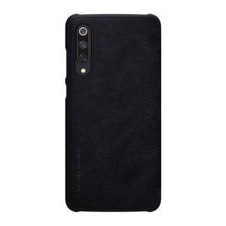 Knizhka Nillkin Qin Leather Xiaomi Mi 9 Chernyj 1