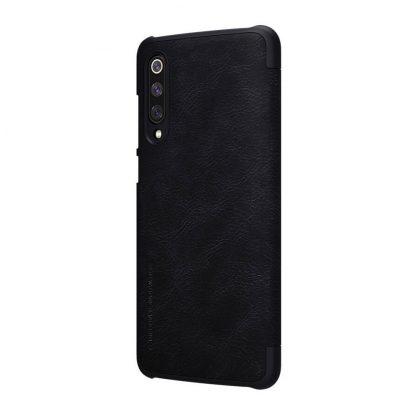 Knizhka Nillkin Qin Leather Xiaomi Mi 9 Chernyj 2