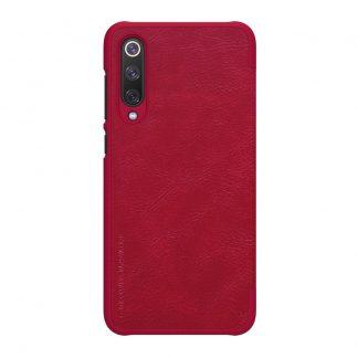 Knizhka Nillkin Qin Leather Xiaomi Mi 9 Se Krasnyj 1