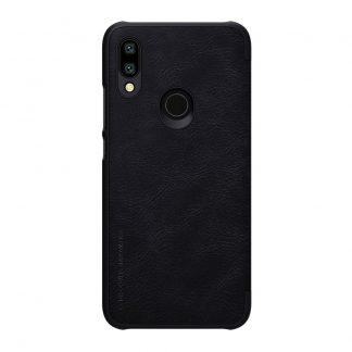 Knizhka Nillkin Qin Leather Xiaomi Redmi 7 Chernyj 1