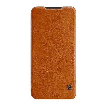 Knizhka Nillkin Qin Leather Xiaomi Redmi 7 Korichnevyj 2