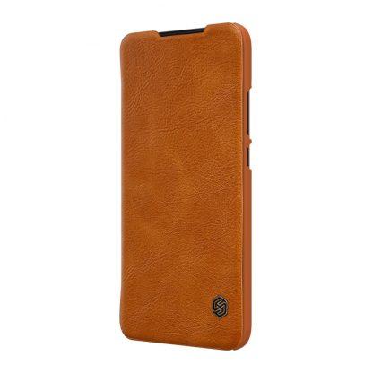 Knizhka Nillkin Qin Leather Xiaomi Redmi 7 Korichnevyj 3