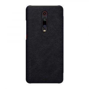 Knizhka Nillkin Qin Leather Xiaomi Redmi Mi9 T Chernyj 1