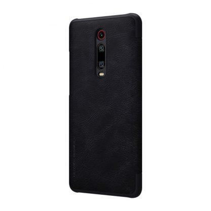 Knizhka Nillkin Qin Leather Xiaomi Redmi Mi9 T Chernyj 2
