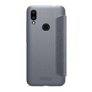 Knizhka Nillkin Sparkle Leather Xiaomi Redmi 7 Chernyj 1