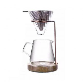 Кофеварка фильтровая Xiaomi Yanglang Glass Dripfilter Cup - 1