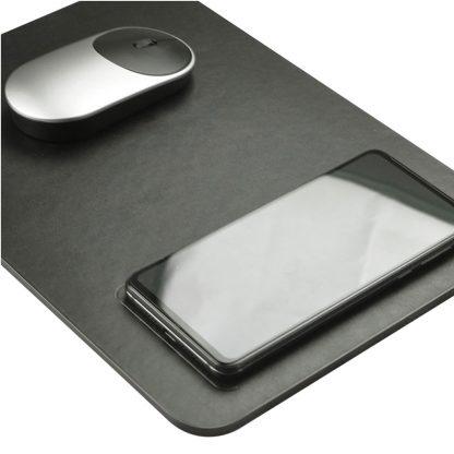 Коврик с беспроводной зарядкой Xiaomi MIIIW Wireless Charging Mouse Pad - 2