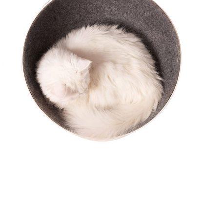 Лежанка для кошек Xiaomi Rotating Interactive Cat Boss Cat Nest - 3