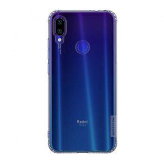 Nakladka Nillkin Silikonovaya Dlya Xiaomi Redmi Note 7 Zatemnennaya 1