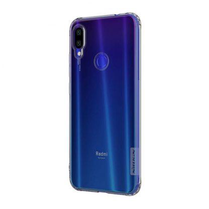 Nakladka Nillkin Silikonovaya Dlya Xiaomi Redmi Note 7 Zatemnennaya 2