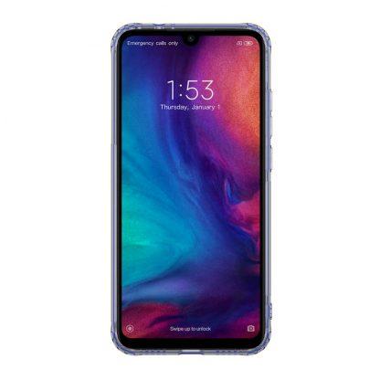 Nakladka Nillkin Silikonovaya Dlya Xiaomi Redmi Note 7 Zatemnennaya 3