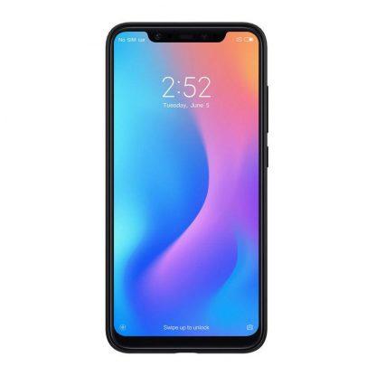 Nakladka Nillkin Synthetic Fiber Xiaomi Mi8 Chernyj 3