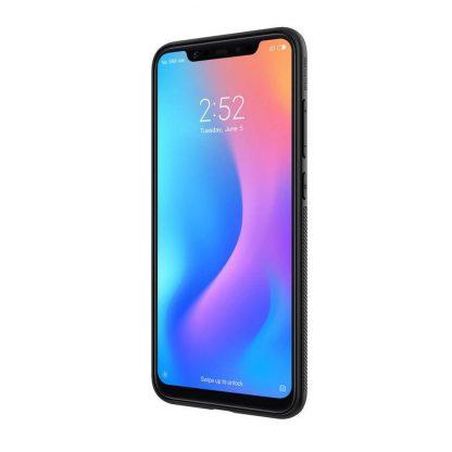 Nakladka Nillkin Synthetic Fiber Xiaomi Mi8 Chernyj 4