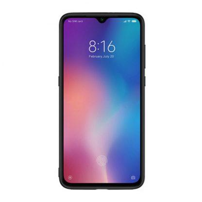 Nakladka Nillkin Synthetic Fiber Xiaomi Mi9 Chernyj 2