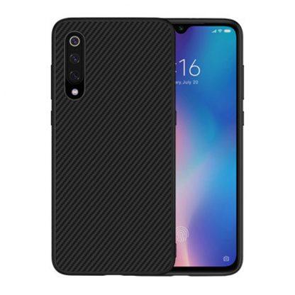 Nakladka Nillkin Synthetic Fiber Xiaomi Mi9 Chernyj 3