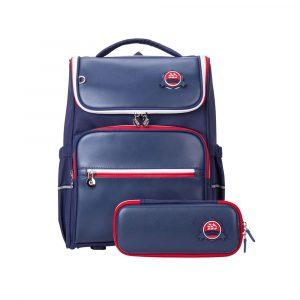 Рюкзак детский Xiaomi Xiaoyang Small Student Book Bag (c пеналом) Blue - 1