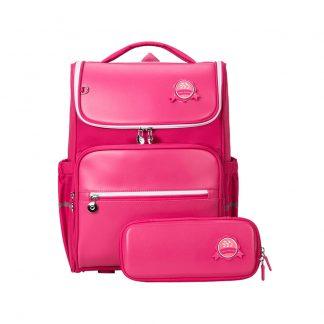 Рюкзак детский Xiaomi Xiaoyang Small Student Book Bag (c пеналом) Pink - 1