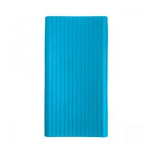 Силиконовый чехол Xiaomi Powerbank 3 20000 Blue - 1