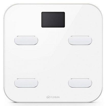Умные весы Xiaomi Yunmai Color Smart Scale White - 1