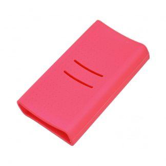 Силиконовый чехол Xiaomi Powerbank 2C 20000 Pink - 1