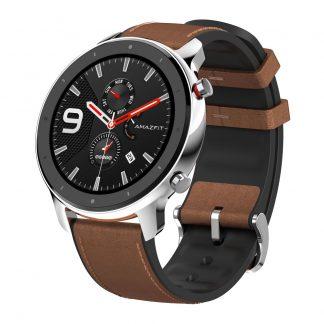 Умные часы Xiaomi Amazfit GTR Stainless Steel 47mm Silver - 1