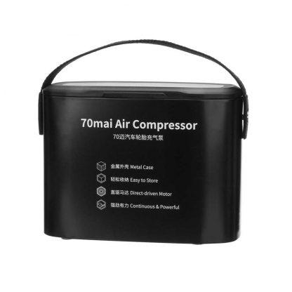 Автомобильный компрессор Xiaomi 70mai Air Compressor - 3