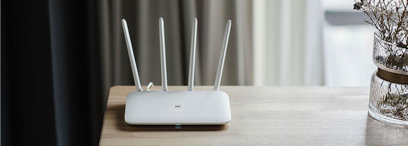 Описание Mi Router 4 - 2