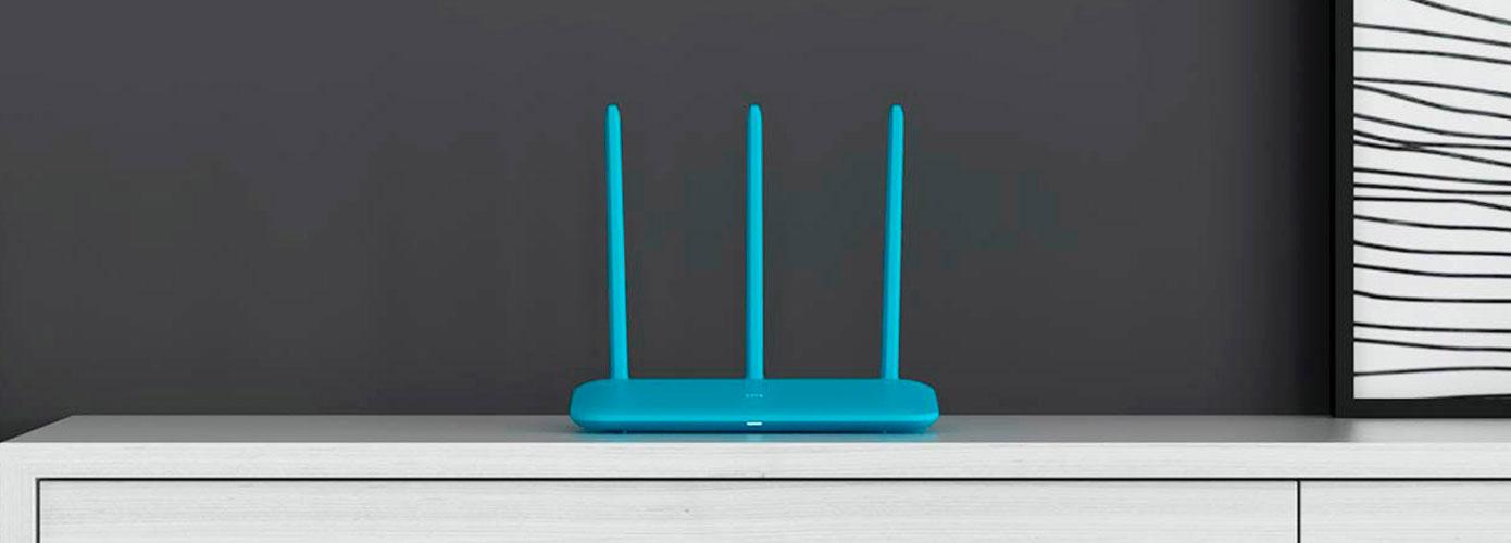 Описание Mi Router 4Q - 1