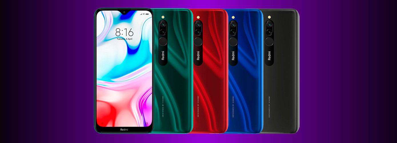 Описание Xiaomi Redmi 8 - 1