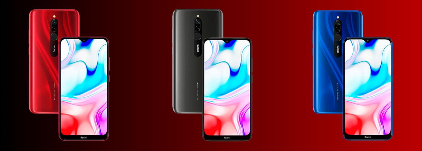 Описание Xiaomi Redmi 8 - 2