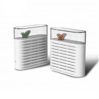 Портативный бытовой осушитель воздуха Xiaomi Sothing Plant Dehumidifier White (DSHJ-DG-006) - 1