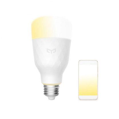 Wi-Fi лампочка Xiaomi Yeelight LED Smart (white,голосовое управление) - 3