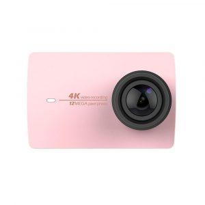 Action Camera Xiaomi Yi 4K Розовый - 1