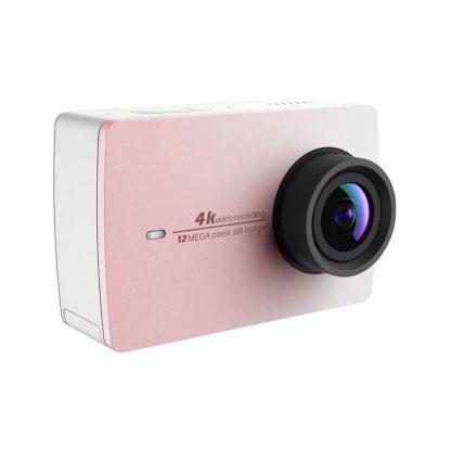 Action Camera Xiaomi Yi 4K Розовый - 2