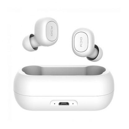 Беспроводные Наушники Xiaomi QCY T1 White - 1