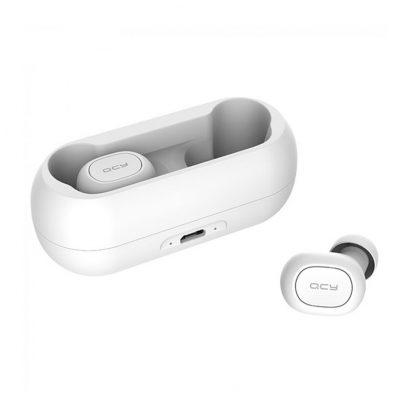 Беспроводные Наушники Xiaomi QCY T1 White - 2