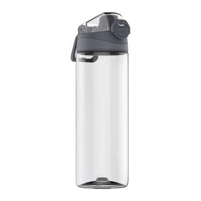 Бутылка для воды Xiaomi Quange Tritan Bottle 620ml Gray - 1