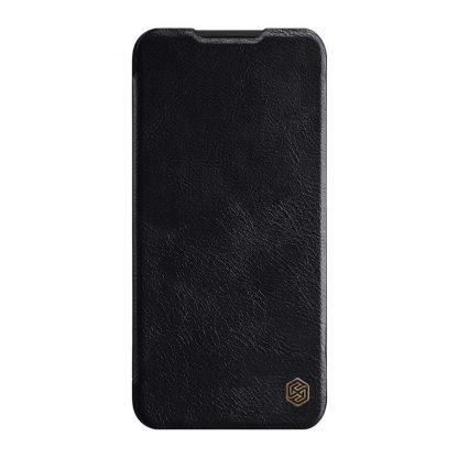 Knizhka Nillkin Qin Leather Xiaomi Redmi Note 8 Chernyj 2