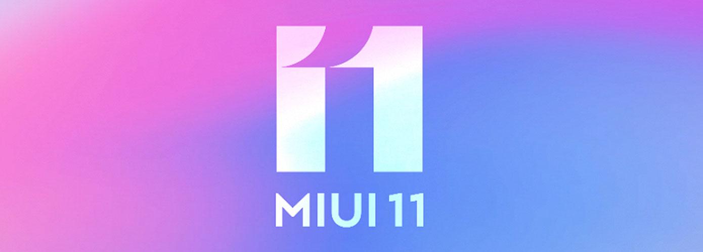 Новость MIUI 11 - 1