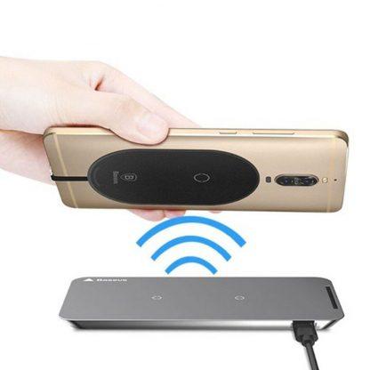Приёмник беспроводной зарядки Baseus Micro Wireless Charging - 5