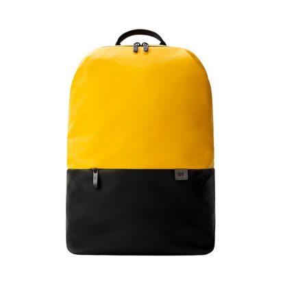 Рюкзак Xiaomi Simple Leisure Bag XXB01LF Yellow - 1