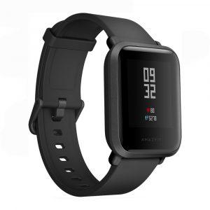 Умные часы Xiaomi Amazfit Bip Lite Black - 1