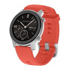 Умные часы Xiaomi Amazfit GTR Coral Red 42mm - 1