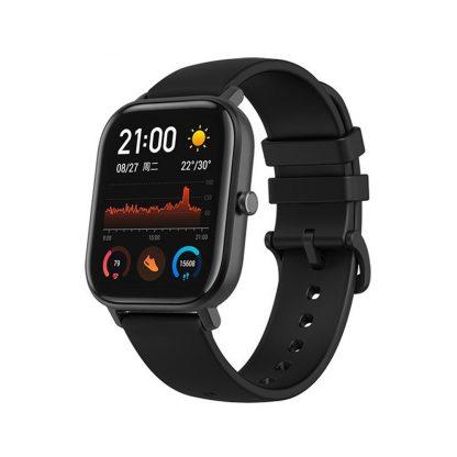 Умные часы Xiaomi Amazfit GTS Smart Watch (Black) - 2