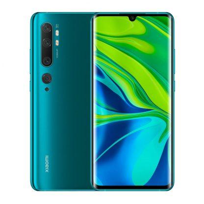 Xiaomi Mi Note 10 6/128 GB Aurora Green - 1