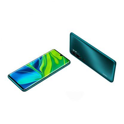Xiaomi Mi Note 10 6/128 GB Aurora Green - 8