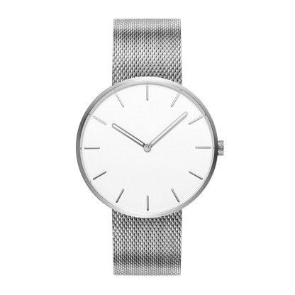 Chasy Xiaomi Twenty Seventeen Mens Light Fashion Watch Silver 1