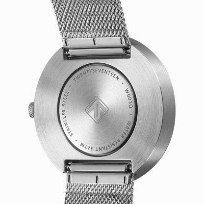 Chasy Xiaomi Twenty Seventeen Mens Light Fashion Watch Silver 2