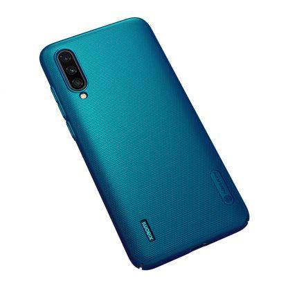 Nakladka Nillkin Super Frosted Shield Xiaomi Mi 9 Lite Sinij 3