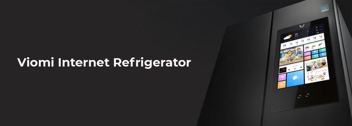 News Viomi Internet Refrigerator 1